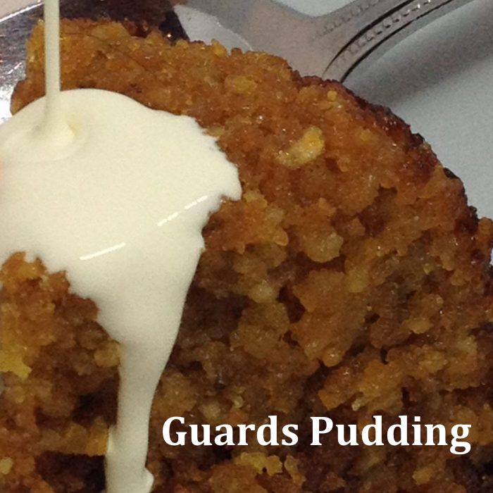 guards pudding