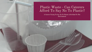 Plastic Waste Blog Banner
