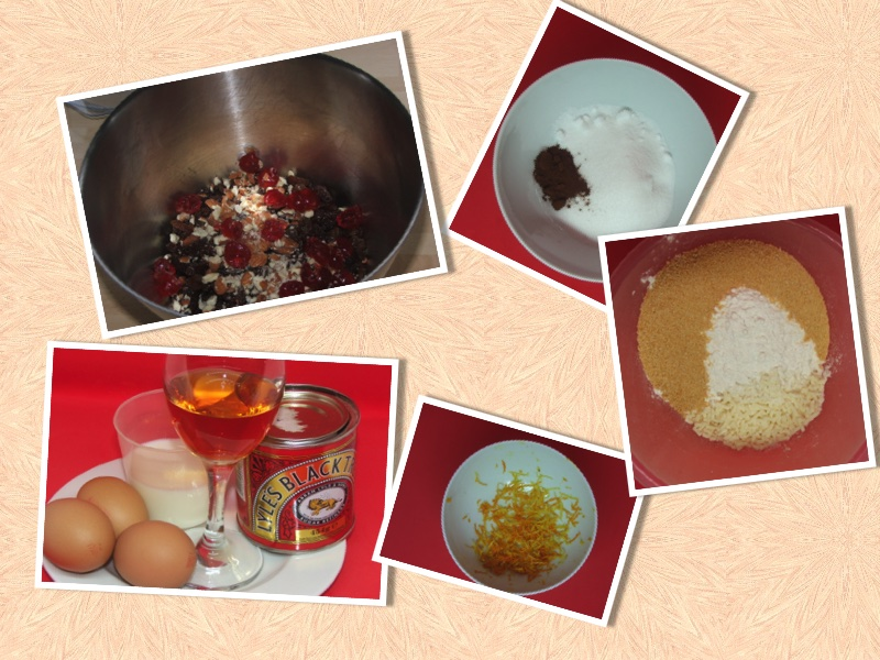 Which is the best Christmas pudding recipe - ingredients