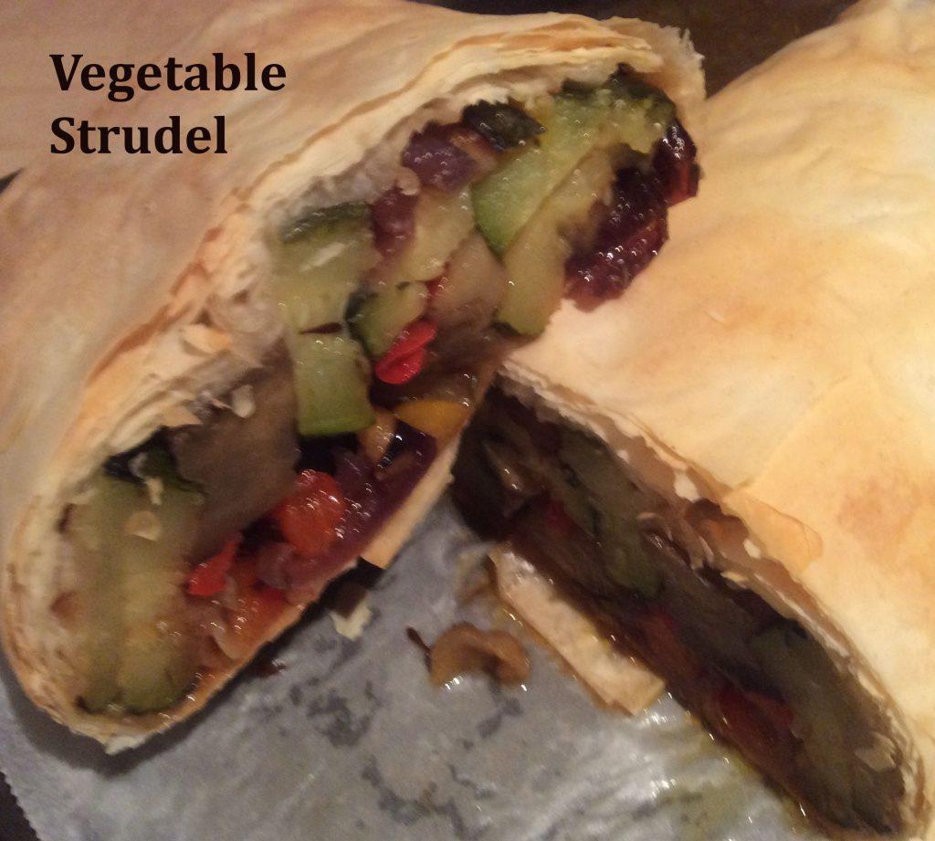 vegetable Strudel