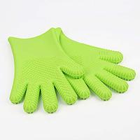 WALFOS oven glove - Red
