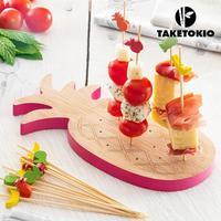 Take Tokyo Pineapple Bamboo Tapas Set (16 Pieces)