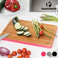 TakeTokio Rectangular Bamboo Chopping Board