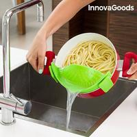 InnovaGoods Universal Silicone Strainer
