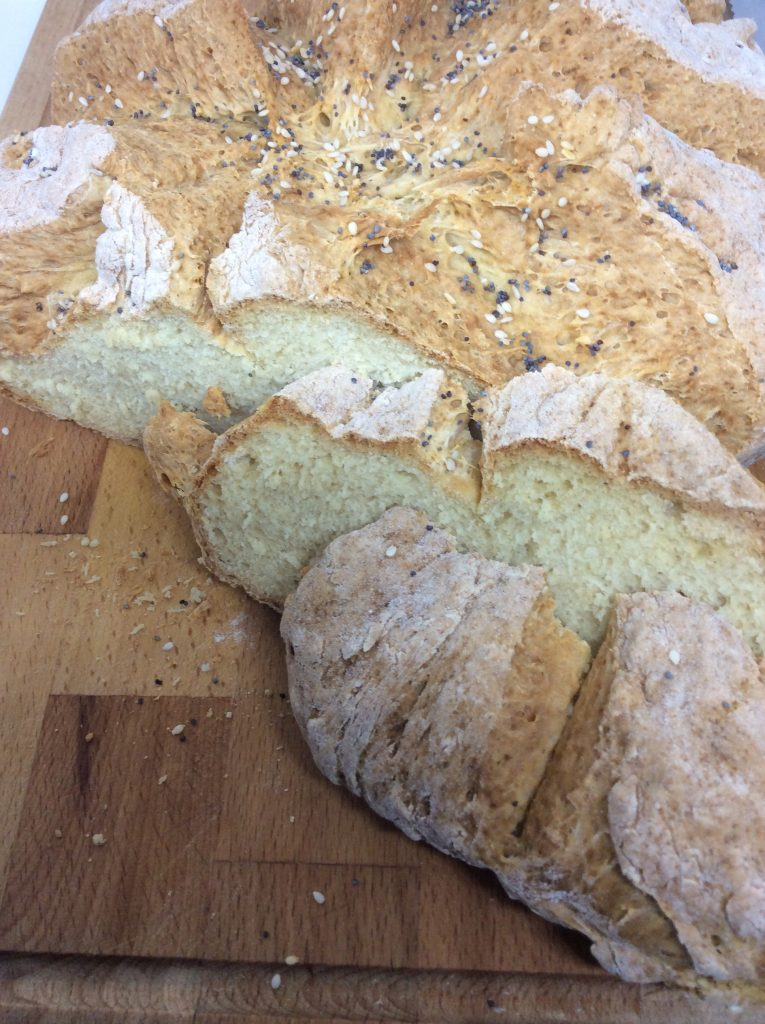 Sliced Soda Bread