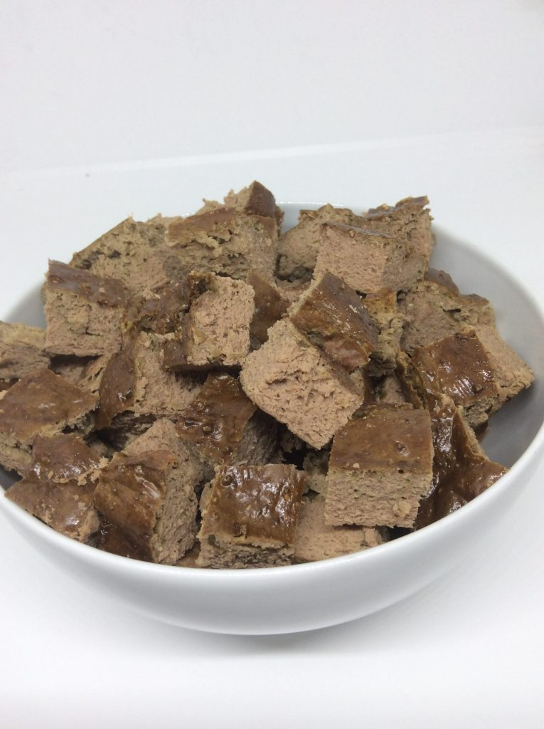 liver cake dog treats