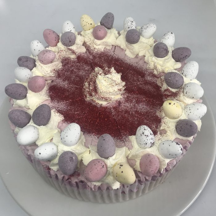 Easter Forest Fruits Torte