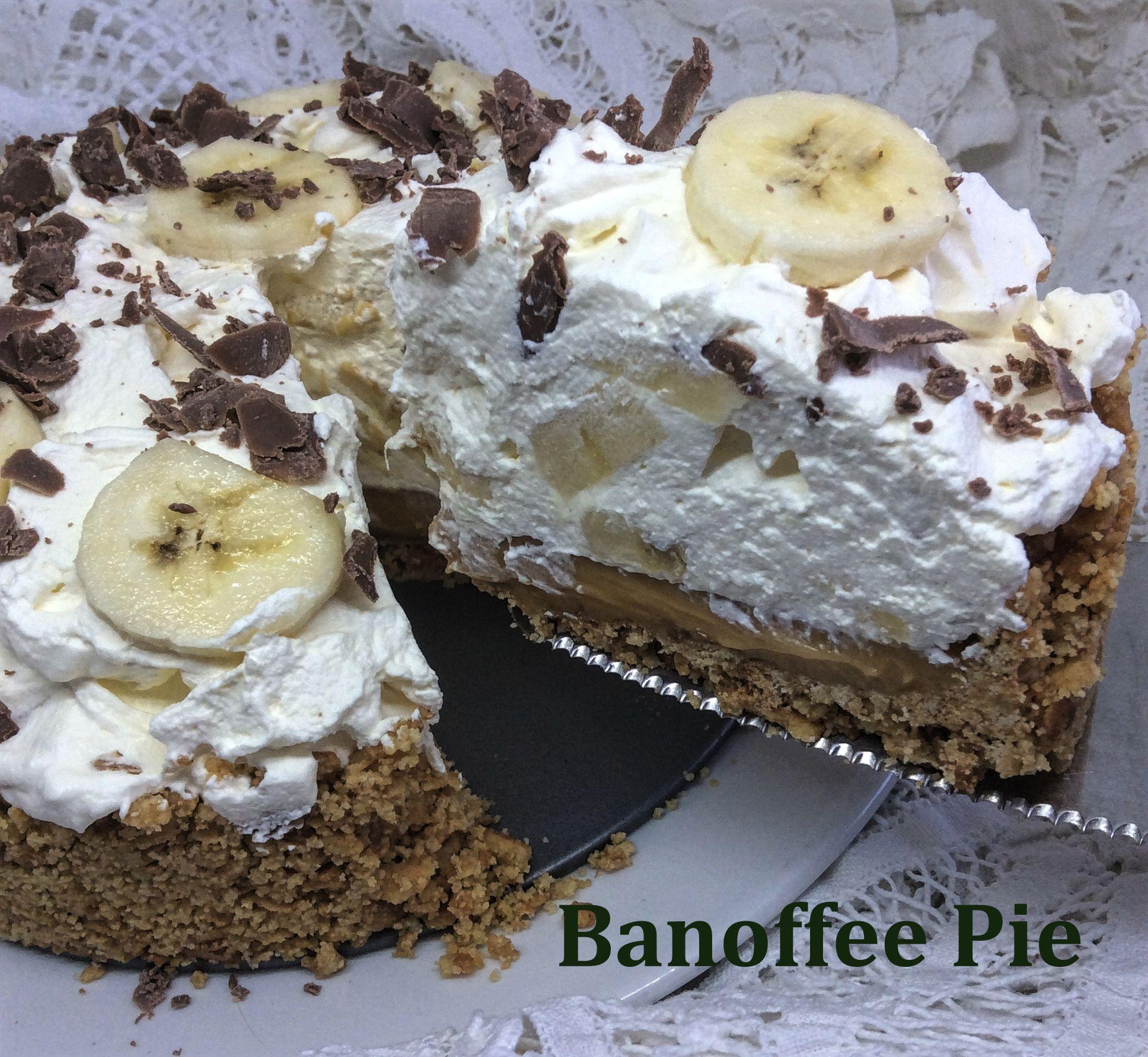Banoffee Pie 3