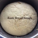 Basic Bread Dough