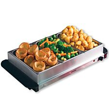 Daewoo Mains Powered Large Buffet Server Food Warmer
