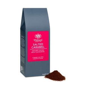 Salted Caramel Flavour Ground Coffee