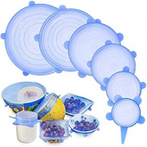 Phyles-6pcs-Stretchy-Food-Lids
