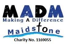 Charities -MADM logo + charity no